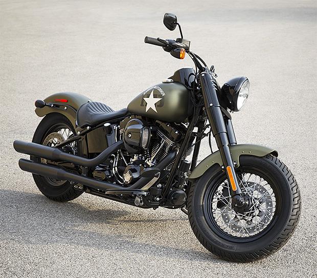 Harley Davidson Softail Slim >> 2016 Harley-Davidson Softail Slim S Review   GearOpen