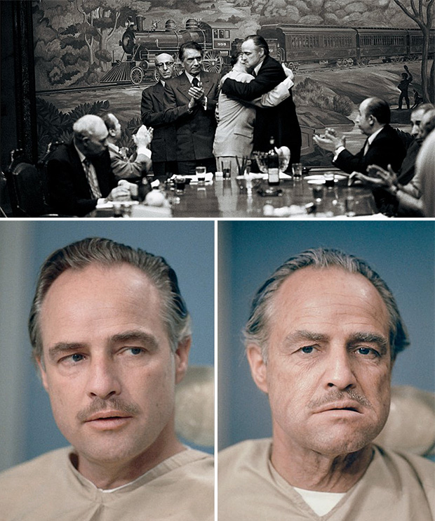 The godfather review essay